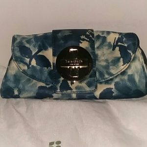 Kate Spade Water Color Clutch